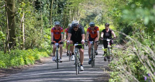 Pilgrims Hospices Cycle Challenge main