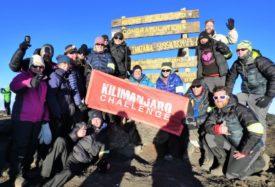 Kilimanjaro New Year summit trek main