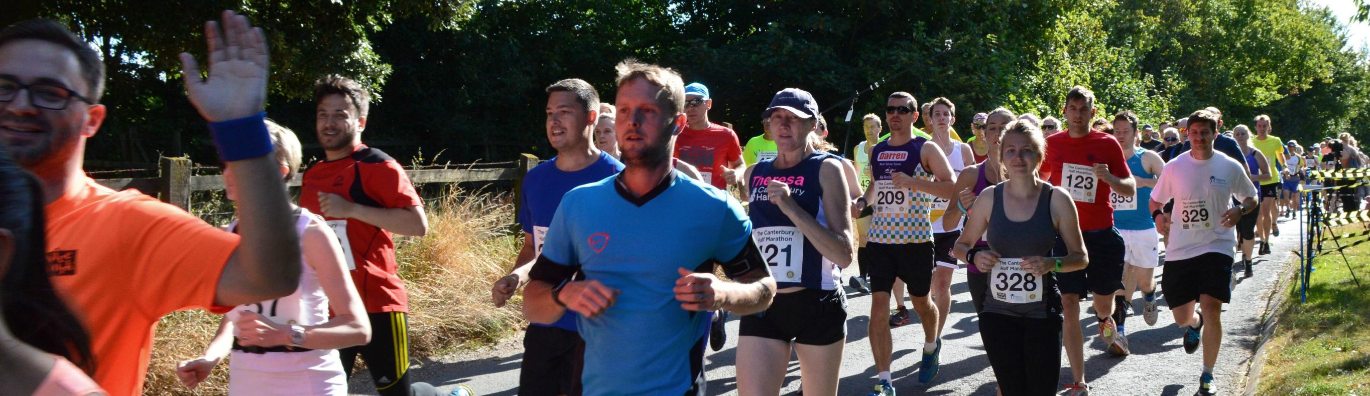 Canterbury Half Marathon