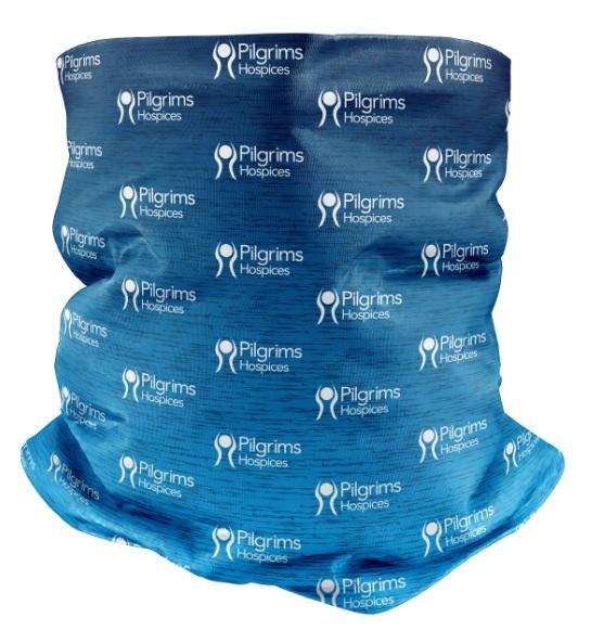 Pilgrims neck scarf
