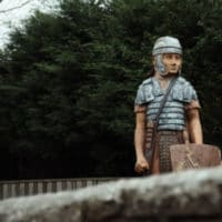 Victrix Roman Soldier, Heddon-on-the-wall
