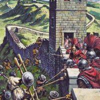 Hadrians Wall Attack
