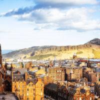 Edinburgh - 630 miles