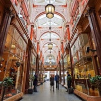 Royal Arcade, Mayfair