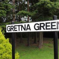 Gretna Green, Scotland - 540 miles