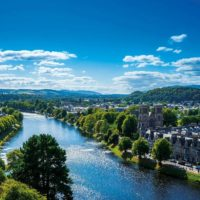 Inverness - 780 miles