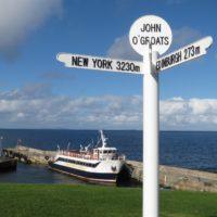 John Ogroats - 900 miles