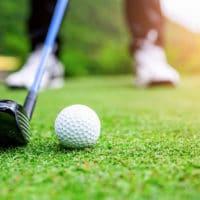 Golf Header Image
